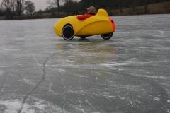 Ice-riding